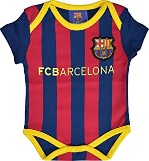 Mono bebé Barça – Colección oficial FC Barcelona