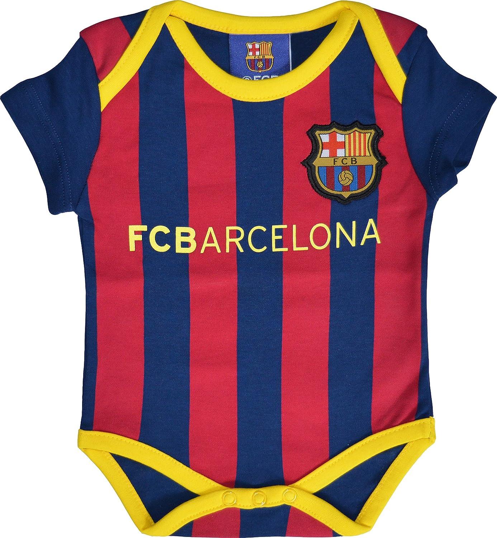 /Colecci/ón oficial FC Barcelona Mono beb/é Bar/ça/