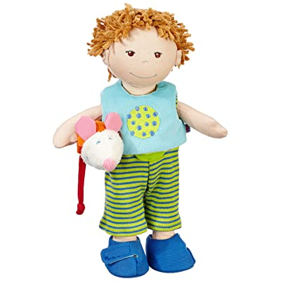 HABA Soft Doll Lucas: Toys & Games