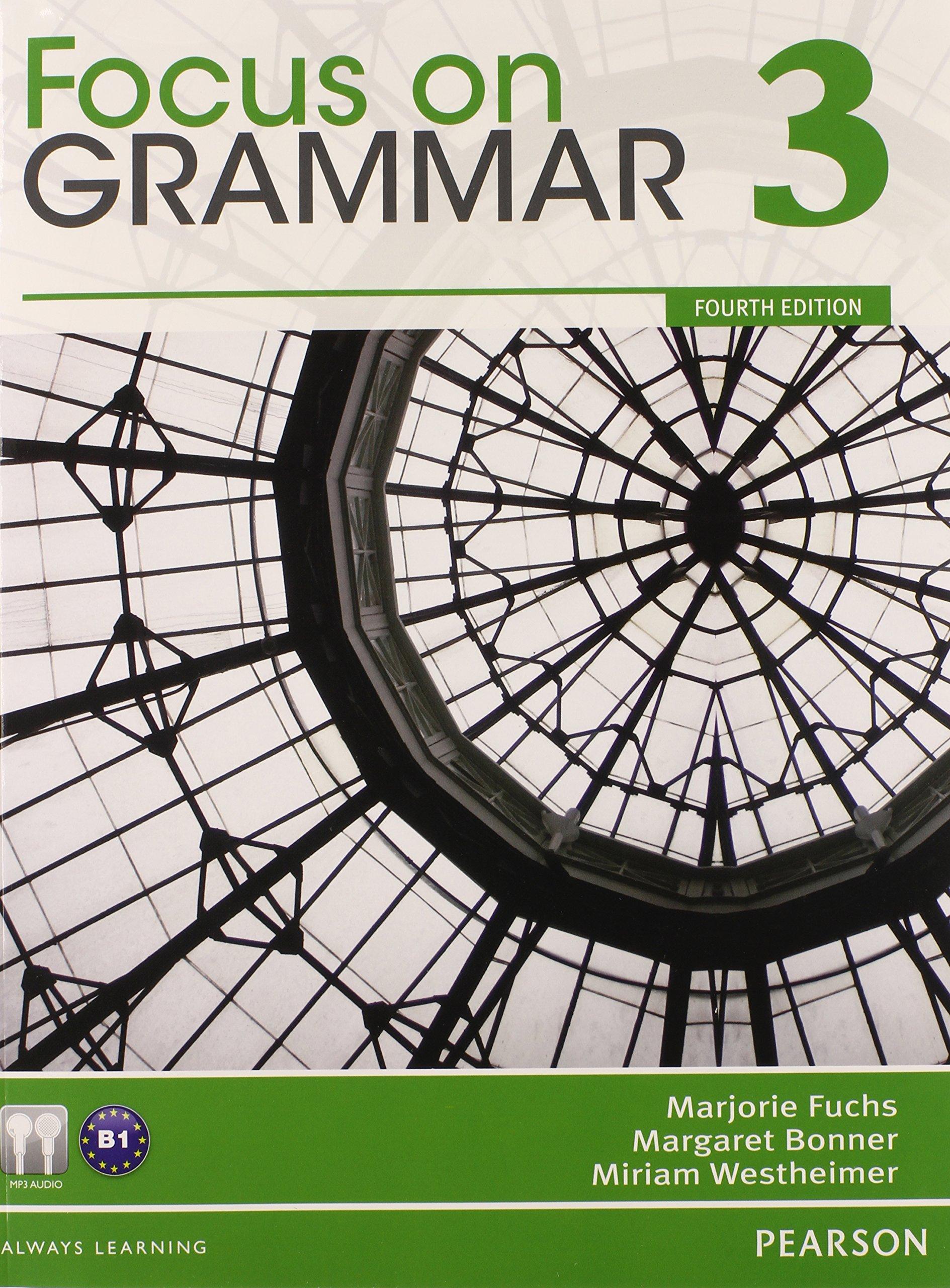 Value Pack: Focus on Grammar 3 Student Book and Workbook: Amazon.es: Fuchs, Marjorie, Bonner, Margaret, Westheimer, Miriam: Libros en idiomas extranjeros