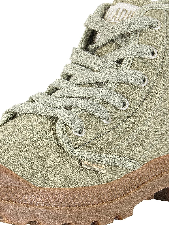 Palladium Herren Hohe Pampa Hi Hohe Herren Sneaker, grün Grün 015f63