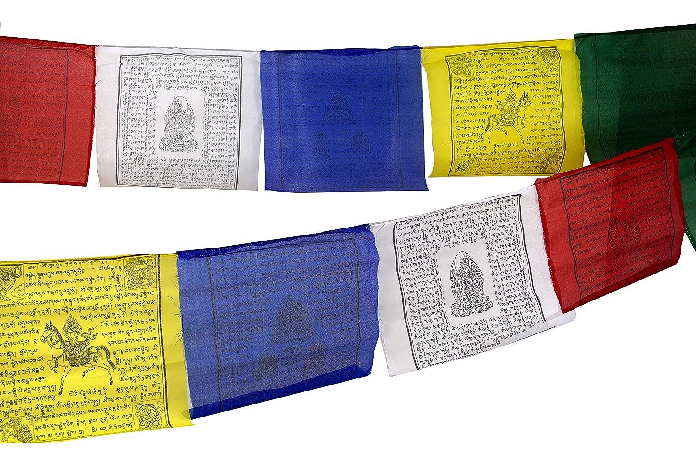 Banderas budistas