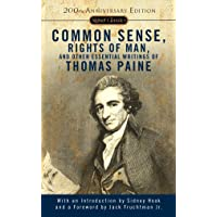 Common Sense,  Rights of Man and Other Essential Writings of Thomas Paine (Signet Classics)
