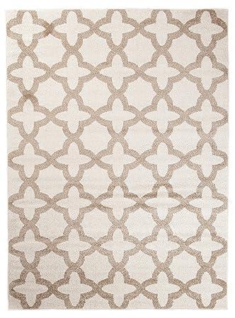 Orientalisches Marokkanisches Teppich   Dichter Und Dicker Flor Modern  Designer Muster   Ideal Für Ihre Wohnzimmer