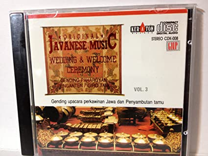 Djarot Sabdono, Condhong Raos - Original Javanese Music: Wedding and