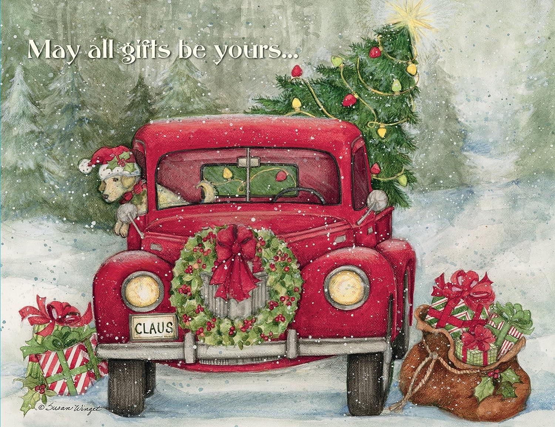 Amazon.com : LANG - Boxed Christmas Cards -\
