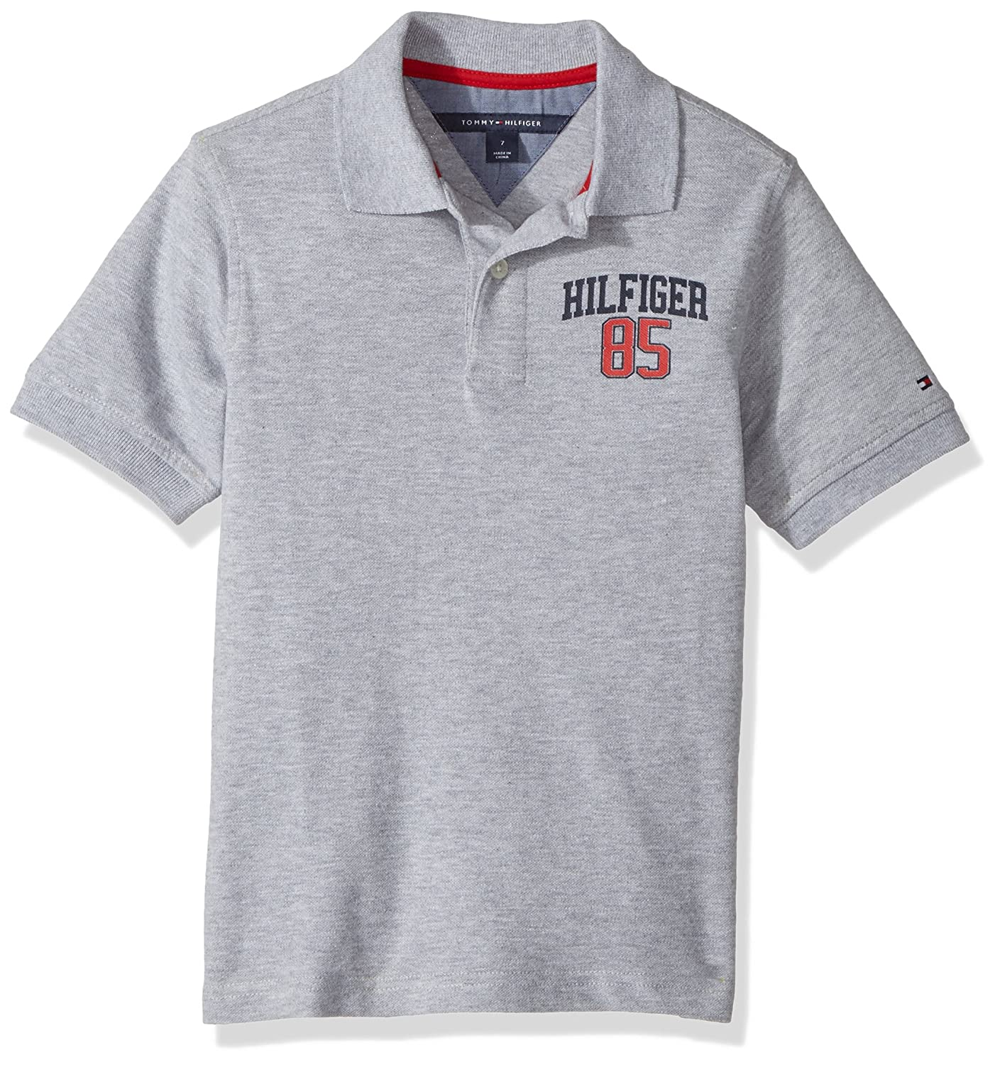 d3a618ff2 Online Cheap wholesale Tommy Hilfiger Boys Short Sleeve Logo Polo Shirt  Polos Suppliers