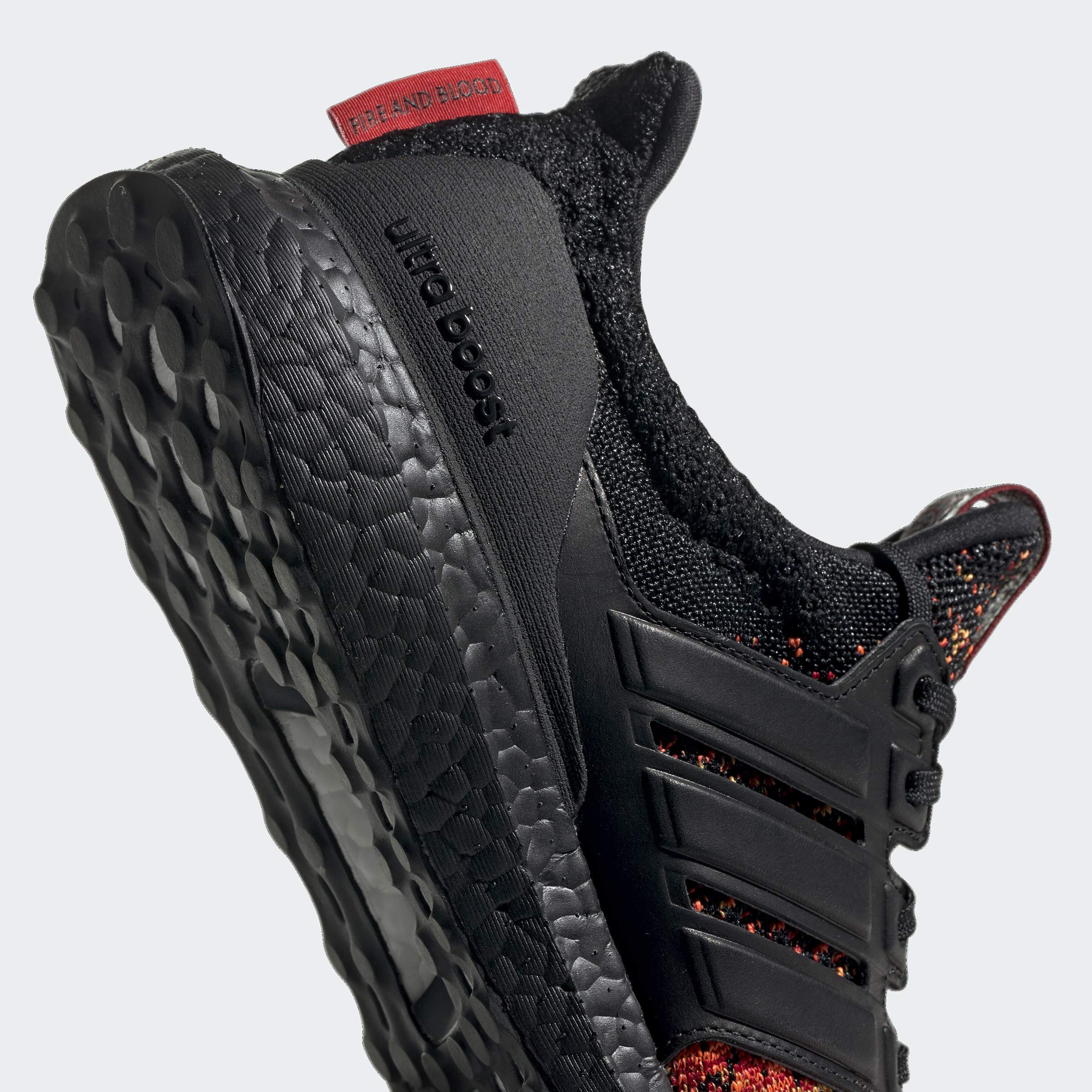 adidas x Game of Thrones Men's Ultraboost Running Shoes, House Targaryen, 8.5 M US by adidas (Image #2)