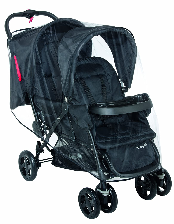 Die Sicherheit vor allem fü r Regen 988.643 Tandem Stroller Safety First 988643