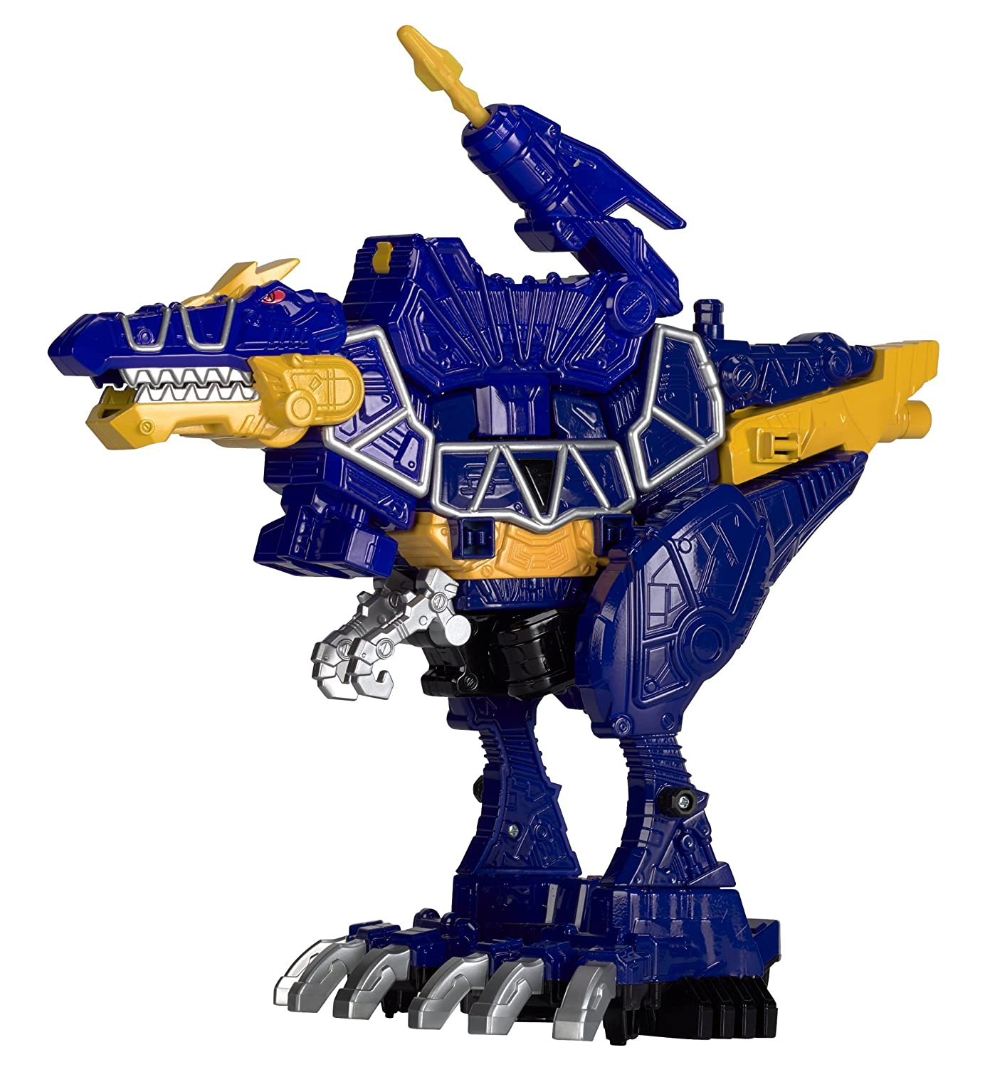 Amazon.com: Power Rangers Dino Super Charge - Deluxe Spino Zord ...