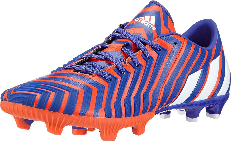 Serafín Azotado por el viento inferencia  Amazon.com | adidas Predator Absolion Instinct FG Mens Soccer Cleats, Size  9.5 Purple | Soccer