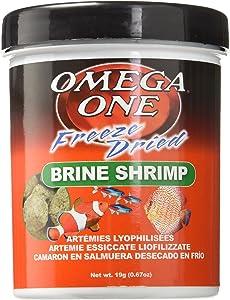 Omega One Freeze-Dried Shrimps