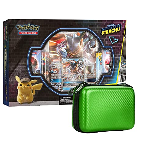 POKEMON Cards TCG Detective Pikachu Collector/'s Chest Tin SEALED /& IN HAND!!