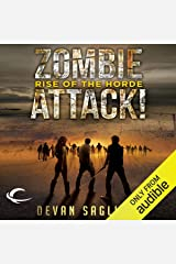 Rise of the Horde: Zombie Attack!, Book One Audible Audiobook