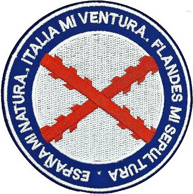 Bandera de Mesa Tercios de Flandes 16x10cm: Amazon.es: Ropa y ...