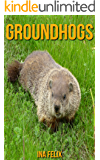 Groundhogs: Children Book of Fun Facts & Amazing Photos on Animals in Nature - A Wonderful Groundhogs Book for Kids aged 3-7
