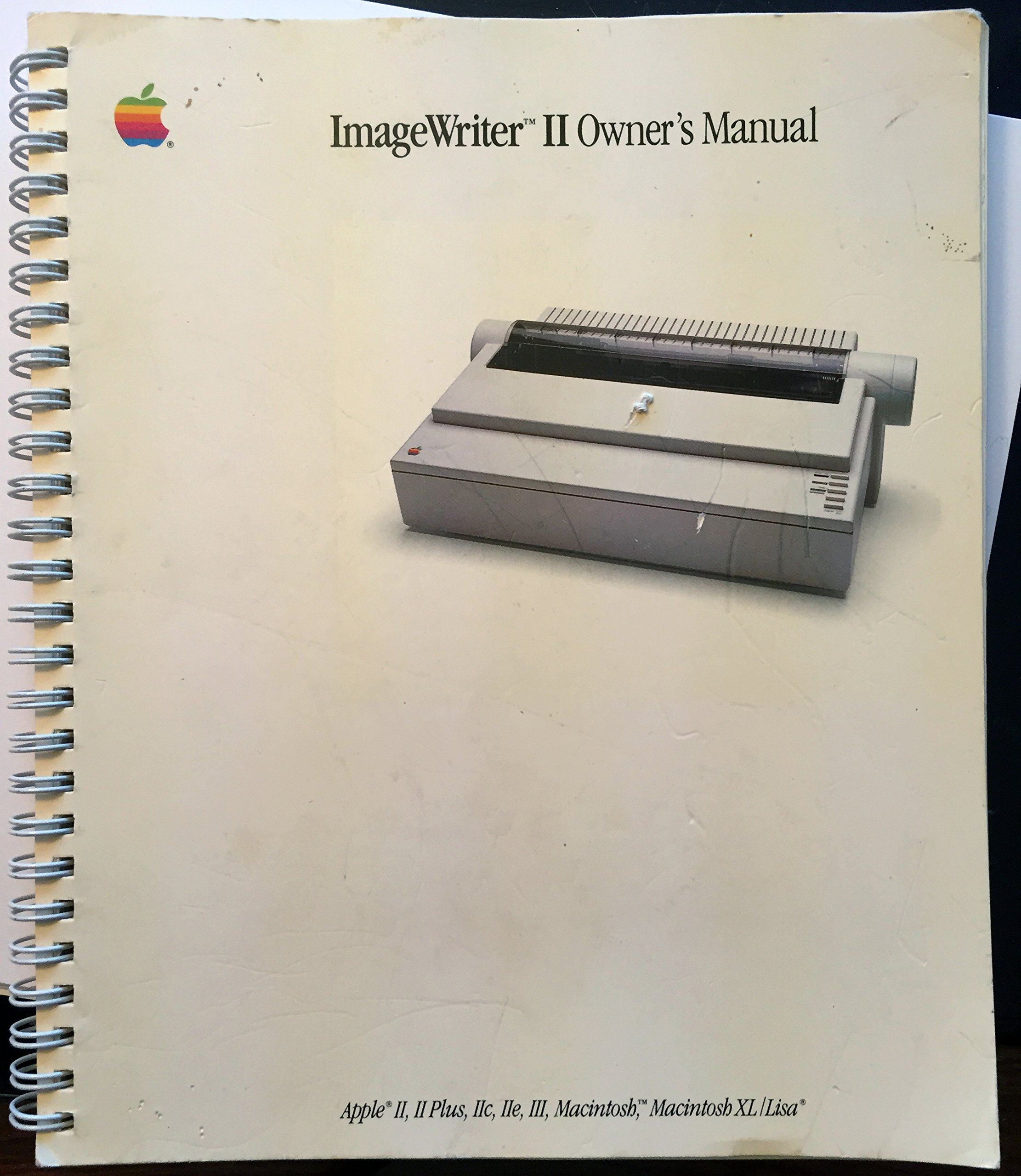 apple writer manual