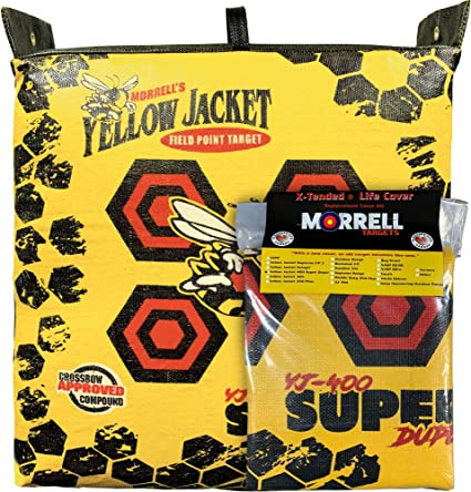 Cover ONLY Morrell Super Duper Field Point Bag Archery Target Replacement Cover