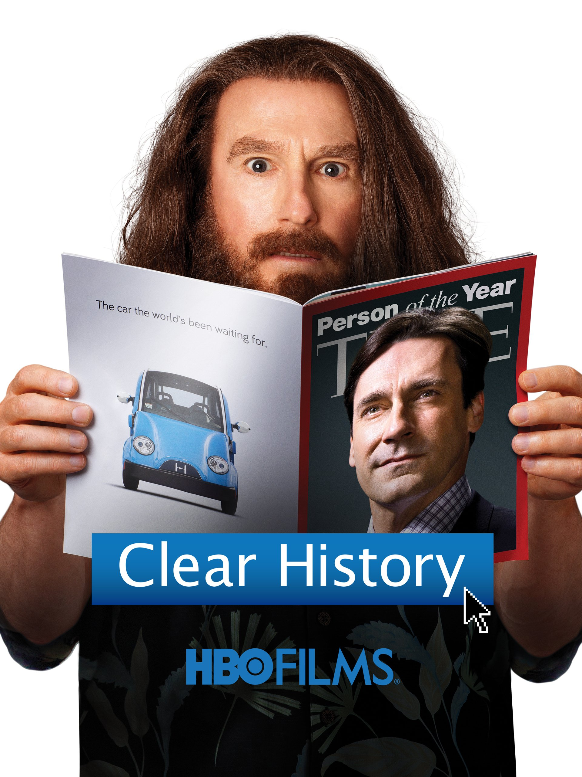 Amazon: Clear History: Larry David, Bill Hader, Philip Baker Hall, Jon  Hamm: Amazon Digital Services Llc