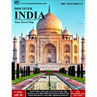 Discover India - A Travel Map