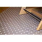 Splash Mat, wipe clean - by Messy Me (Olive Grey)