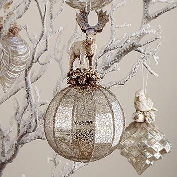 Boule De Noel En Verre Decoration Arbre De Noel Decoration
