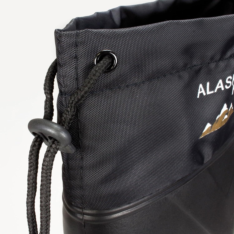 Alaska Pro Angler Thermostiefel Winterstiefel Gummistiefel Warm gefüttert Boots