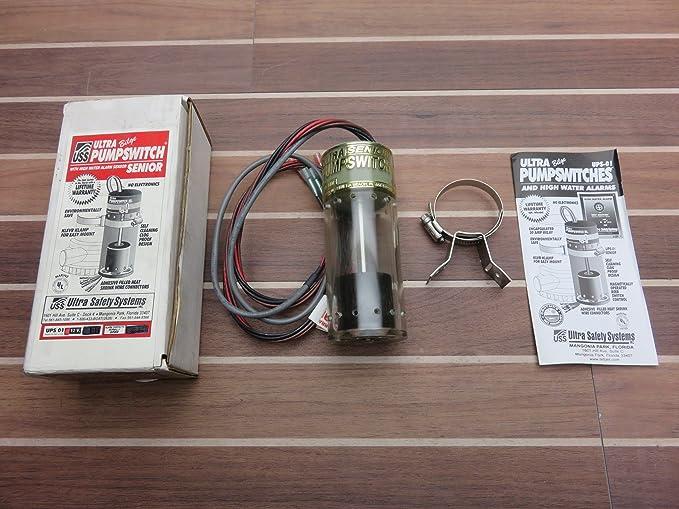 Amazon.com: Ultra Bomba de sistemas de seguridad alarma de ...