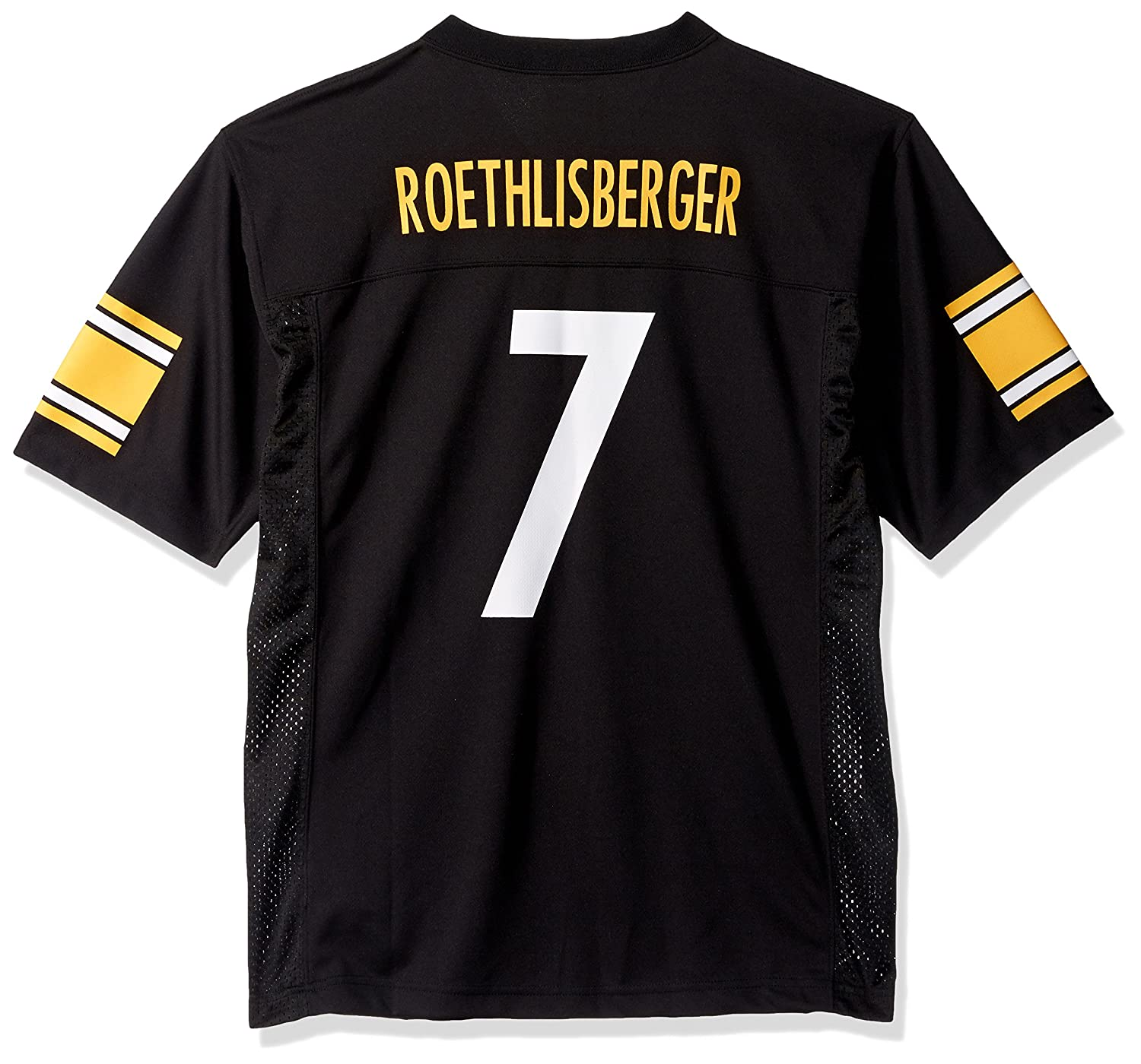 Outerstuff Ben Roethlisberger Pittsburgh Steelers Youth Black Jersey
