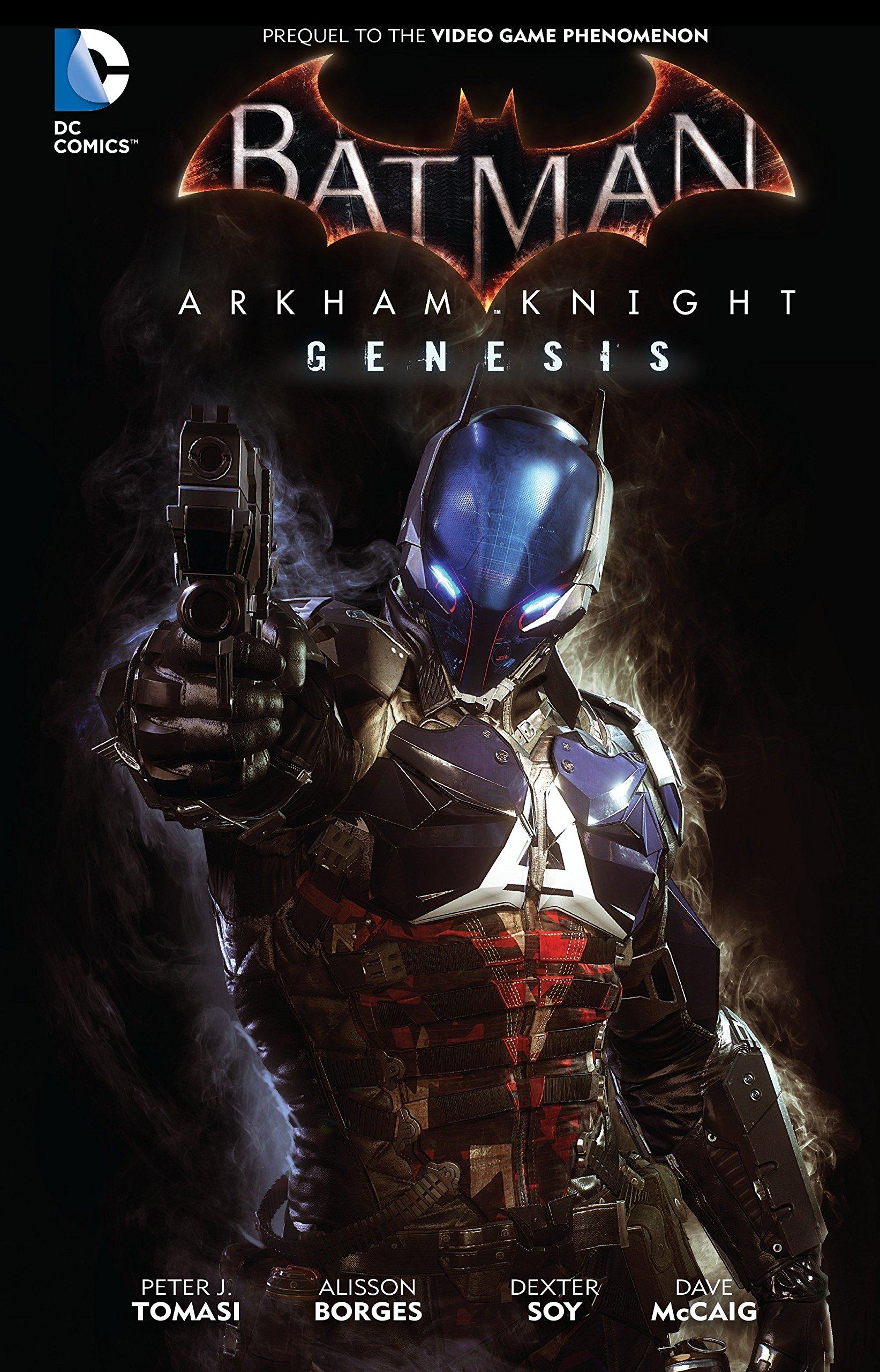 Batman: Arkham Knight Genesis pdf epub