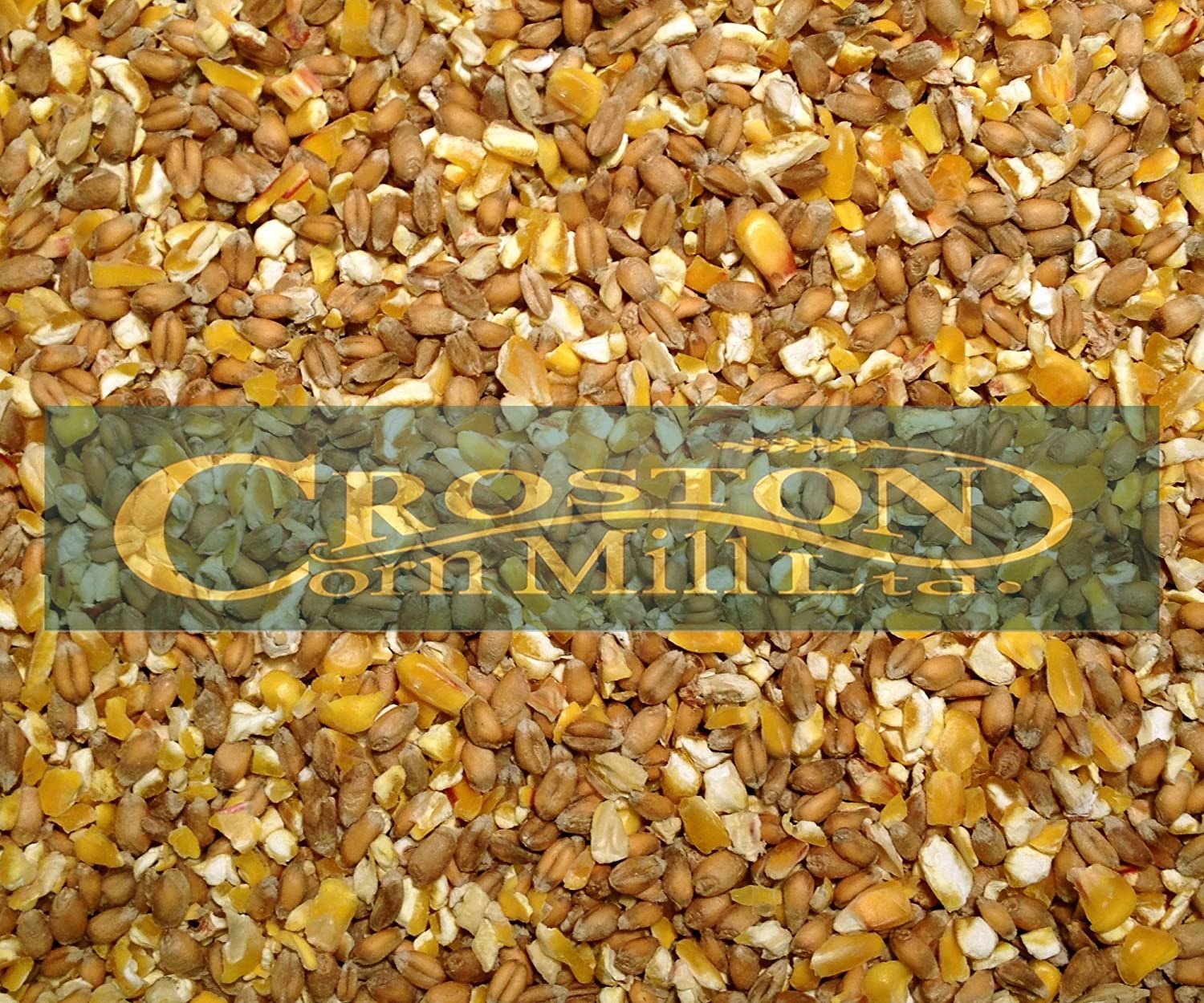 20kg Mixed Poultry Corn *50/50 Mix* + Soya Oil Croston Corn Mill