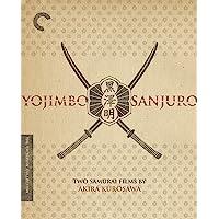 Yojimbo and Sanjuro: Two Samurai Films by Akira Kurosawao [Blu-ray]