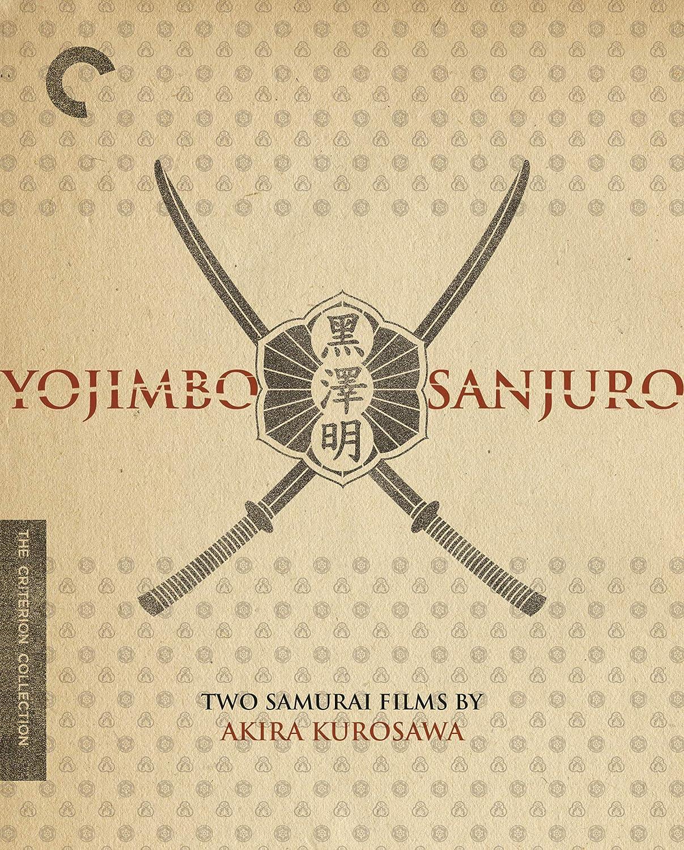 Yojimbo and Sanjuro: Two Samurai Films by Akira Kurosawao [Blu-ray] Keiju Kobayashi Toshiro Mifune Eijiro Tono Seizaburo Kawazu