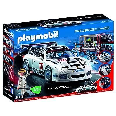 PLAYMOBIL Porsche 911 GT3 Cup Building Set: Toys & Games