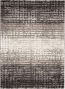 Signature Design by Ashley Marleisha Large Rug, Black/Natural