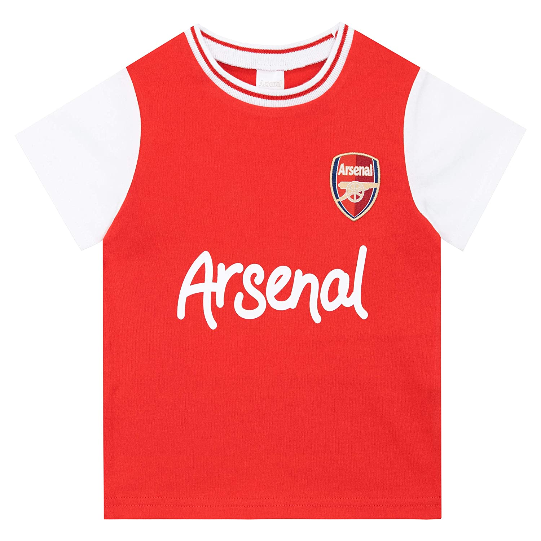 Premier League Baby Boys Arsenal FC Pajamas