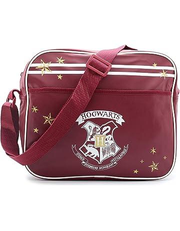 39175f0a653 Bolsa Harry Potter Messenger Bolso Hogwarts Lleva Ordenador Portátil  Gryffindor