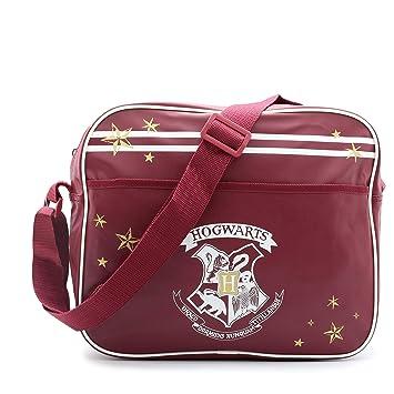 450b994b5423 Harry Potter Messenger Bag Hogwarts Crossover Bags Gryffindor School  Accessories College