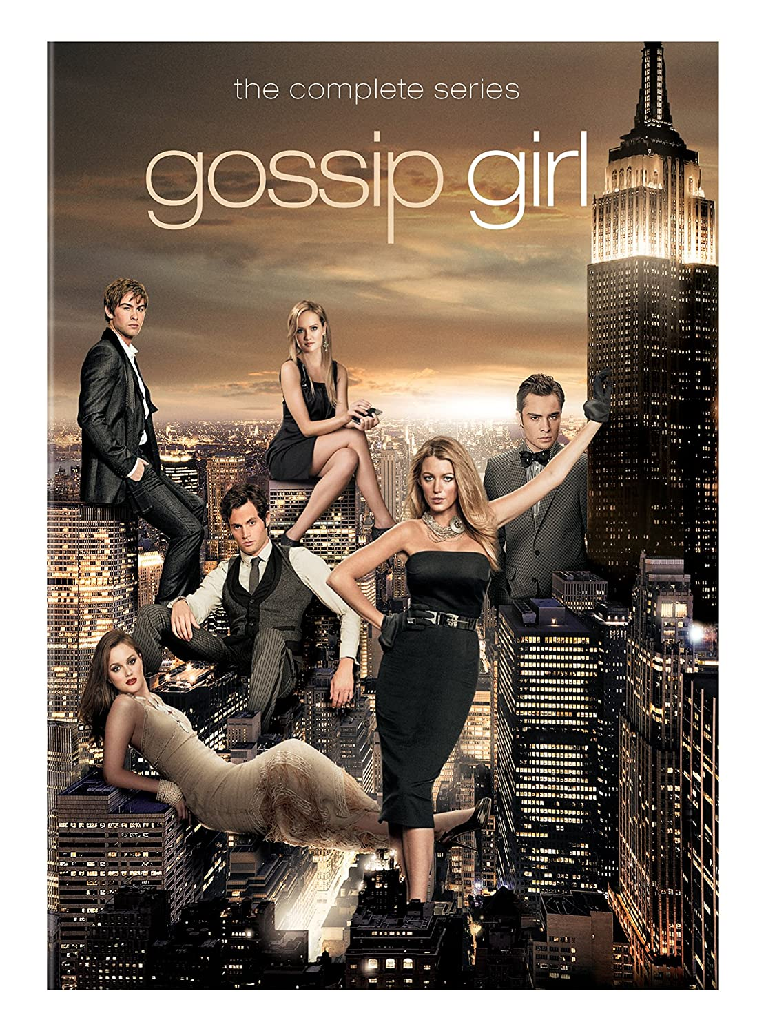Gossip Girl: The Complete Series Various Warner Bros. Home Video Movie TV Shows / TV Movie