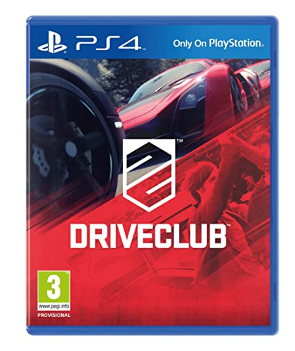 Buy Drive Club (PS4) Online at Low Prices in India | Sony