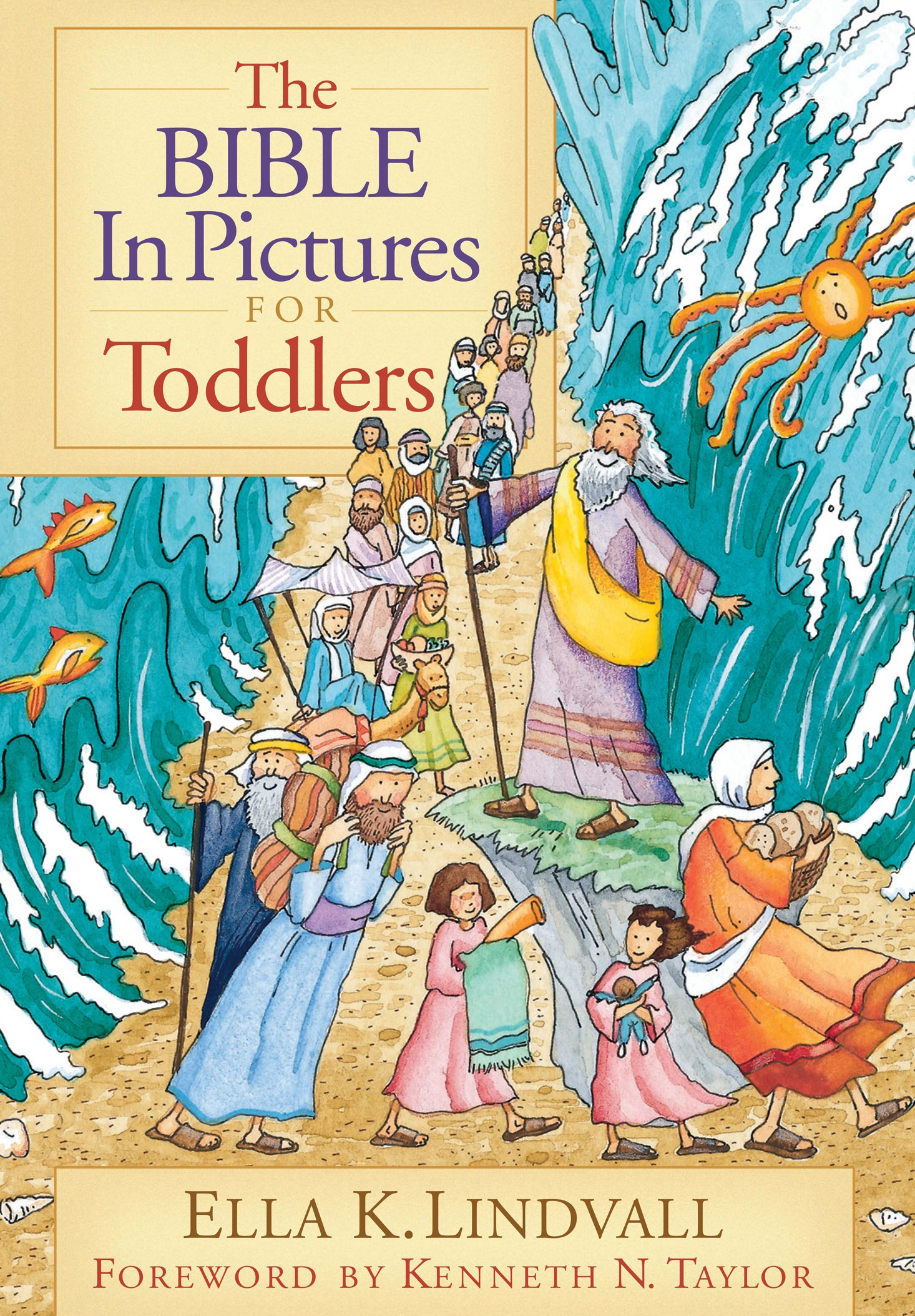 Download The Bible in Pictures for Toddlers pdf epub