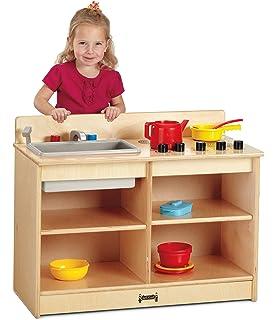Jonti Craft 0673TK Toddler 2 In 1 Kitchen
