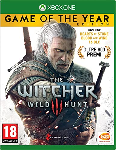 The Witcher III - Game Of The Year [Importación Italiana]: Amazon.es: Videojuegos