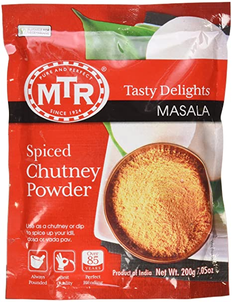 MTR Foods Spice Spiced Chutney Powder, 28g (Pack of 12): Amazon in