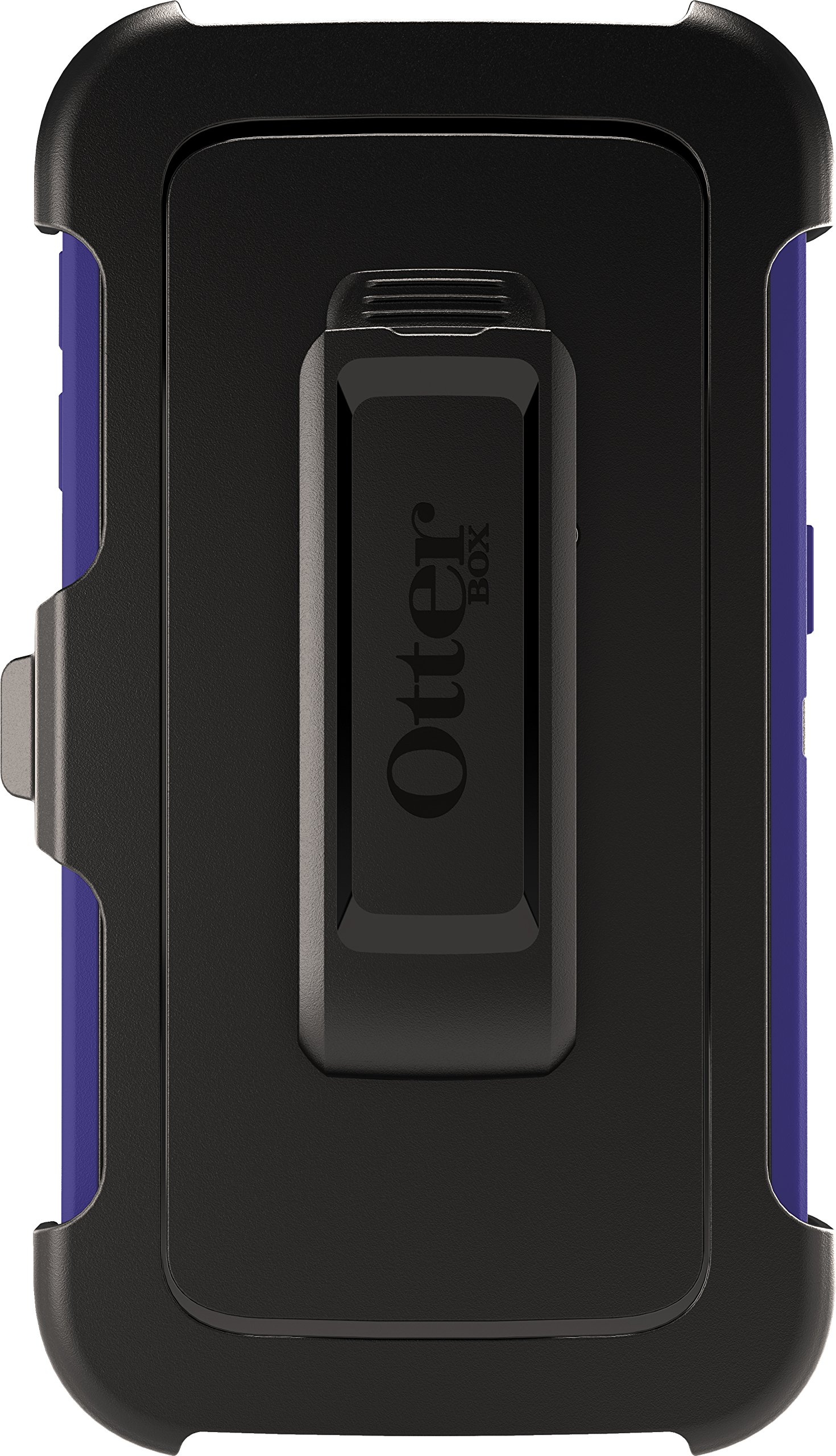 Otterbox Defender Series Case for Samsung Galaxy S6, Retail Packaging, Black/Liberty Purple