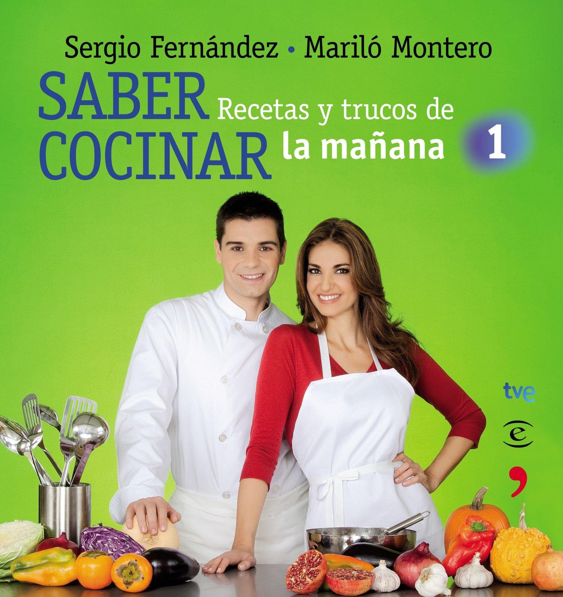 Recetas Cocina Sergio   Saber Cocinar Recetas Y Trucos De La Manana De La 1 Sergio