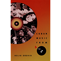 Cuban Music from A to Z book cover