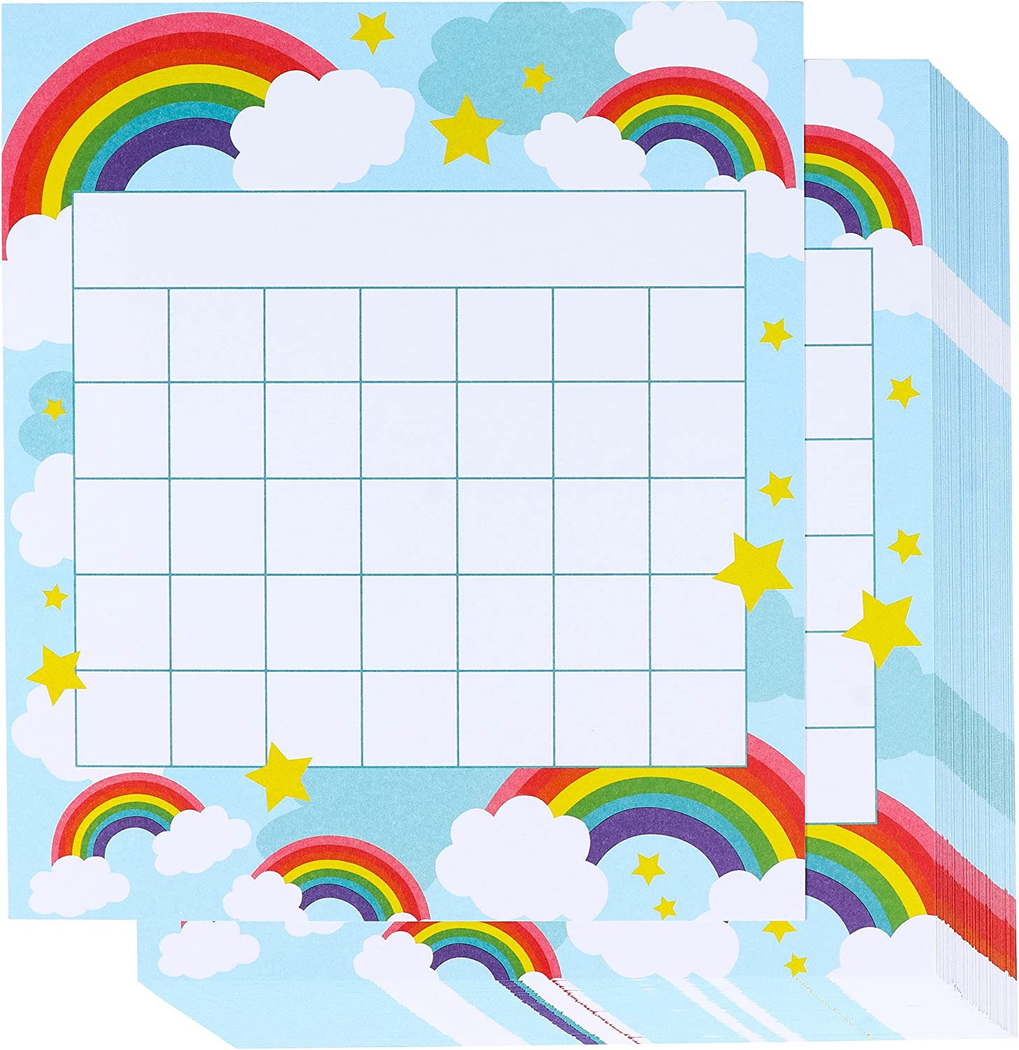 Classroom Incentive Chart (5.25 x 6 in, 60 Pack)