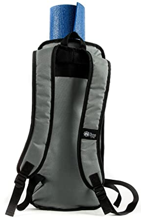 Yoga Sak Yoga Esterilla Lite Mochila Carrier, Gris: Amazon ...