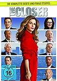 The Closer - Die komplette siebte Staffel [5 DVDs]